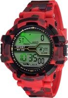 Lois Caron LCS-1001 DIGITAL SPORTS Watch  - For Men