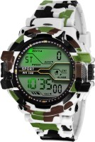 Lois Caron LCS-1004 DIGITAL SPORTS Watch  - For Men