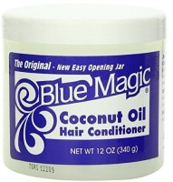 Blue Magic Coconut Oil Hair Conditioner 12 Oz (Pack Of 9)(355 ml)