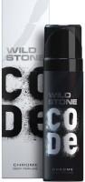 Wild Stone Code Chrome Perfume Body Spray  -  For Men(120 ml)