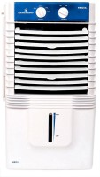 View Kelvinator Fresh Air Personal Personal Air Cooler(White, Blue, 10 Litres) Price Online(Kelvinator)