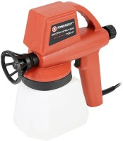 Digital Craft Power Grip New Arrival Electric Painting Pistol Spray Airless Paint 80W Diy House Sparay Hand guns HVLP Sprayer(Orange)