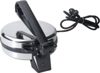 Eagle India Non Stick Stainless Steel Low Power Consumption With Power Indicator High Performance Roti and Khakra Maker