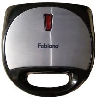 FABIANO FAB-SM-011 SS Toast(Black)
