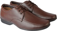Bata Premium Derby For Men(Brown)