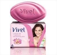 vivel Lotus Oil + Vitamin E Soap(500 g, Pack of 5) - Price 100 31 % Off