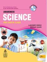 Awareness Science for Class 8(English, Paperback, Singh Lakhmir)