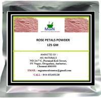 MGBN ROSE PETALS POWDER 125 GM(125 g) - Price 145 50 % Off