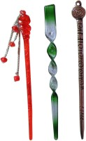 EASELIFE Premium Combo of Multi Color Juda Sticks Bun Stick(Multicolor) - Price 450 77 % Off