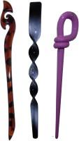 VOGUE Combo of Multi Color Juda Sticks Bun Stick(Multicolor) - Price 460 77 % Off