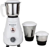 Wonderchef 8904214707675 500 Mixer Grinder(White, 3 Jars)