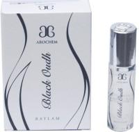 Arochem Black Oudh Special. Floral Attar(Oud (agarwood))