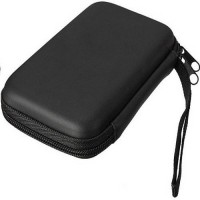 techdeal Ultra Smooth (Black) 2.5 inch Hard Disk Cover(For 2.5 inch Seagate, WD, Sony, Dell, Transcend, Black)