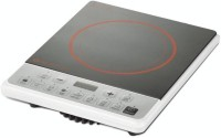 Bajaj Majesty ICX Pearl 740059 Induction Cooktop(White, Push Button)