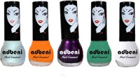Adbeni Special Combo Makeup Sets Multicolor(7 ml, Pack of 5) - Price 145 48 % Off