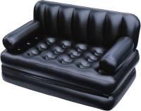 Shrih PVC (Polyvinyl Chloride) 3 Seater Inflatable Sofa
