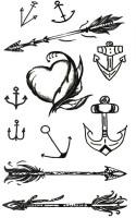 hitler germany Arm Hand Wrist Tattoo (3D Tattoo)(Arm Hand Wrist Tattoo (3D Tattoo)) - Price 175 78 % Off