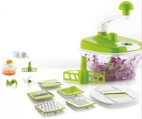 Incredible Grand Master 250 W Food Processor(Green)