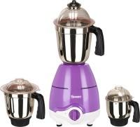 Sunmeet MG18 TA 123 ( 1 Large Jar, 1 Medium Jar and 1 Chuntey Jar) 750 Mixer Grinder(Purple, 3 Jars)