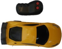 P17 collection Sport remote control car for kids(Yellow)