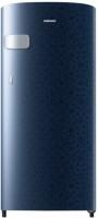Samsung 192 L Direct Cool Single Door 2 Star Refrigerator(Ombre Blue, RR19N1Y12MU-HL/RR19N2Y12MU-NL)   Refrigerator  (Samsung)