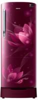 Samsung 192 L Direct Cool Single Door 4 Star Refrigerator(Blooming Saffron Red, RR20N182YR8-HL/RR20N282YR8-NL) (Samsung) Tamil Nadu Buy Online