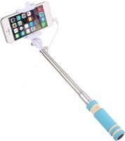 KG Collection Cable Selfie Stick(Blue)
