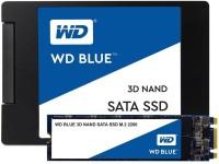 WD Blue 3D 2 TB Laptop Internal Solid State Drive (WDS200T2B0B)