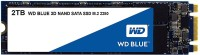 WD Blue 3D 2 TB Laptop Internal Solid State Drive (WDS200T2B0B)