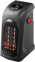 Simxen 350W Wall-Outlet Electric Heater Handy Heater for garages,bedrooms,bathroom and more.... Fan Room Heater