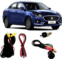 FABTEC Best Quality LED Night Vision Waterproof Car Rear View Reverse Parking Camera For Maruti Swift Dzire New Vehicle Camera System