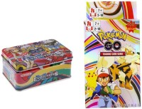 Civil 100 Gold AND Evolution Trading Card Game Set Fun Play for Kids pack of 2 (Multicolor)(Multicolor)