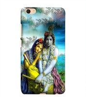 99Sublimation Back Cover for Oppo A83(Multicolor)