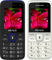 Peace Knight Combo of Two Mobiles(Black $$ Dark Blue & White $$ Grey) - Price 1199 14 % Off