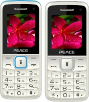 Peace Knight Combo of Two Mobiles(White $$ Blue & White $$ Grey) - Price 1199 14 % Off