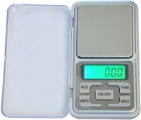 Spartan Electronic Pocket Scale - 200gm (silver) Weighing Scale(Silver)