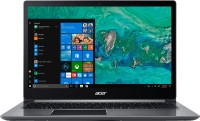 Acer Swift 3 Ryzen 5 Quad Core - (8 GB/1 TB HDD/Windows 10 Home) SF315-41 Laptop(15.6 inch, STeel Grey, 2.1 kg)   Laptop  (Acer)