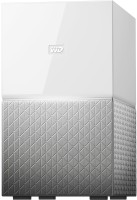 WD My Personal Cloud Home 12 TB External Hard Disk Drive(Grey)