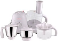 morphy Essential 600 600 W Food Processor(White)