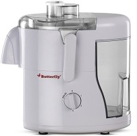 Butterfly Glory 500 Juicer Mixer Grinder(Cream, 3 Jars)