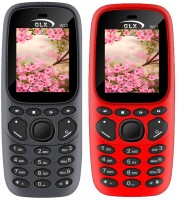 GLX W22 Combo of Two Mobiles(Grey, Red) - Price 1129 29 % Off
