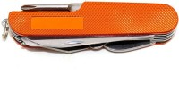 HARDBRIXX ORENGE SWISS MULTI UTILITY KNIFE Multi-utility Knife(Orange)