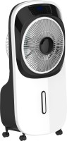 View Pigeon uber Room Air Cooler(White, 2.5 Litres) Price Online(Pigeon)