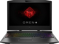 View HP Omen X Core i7 7th Gen - (32 GB/1 TB HDD/512 GB SSD/Windows 10 Home/8 GB Graphics) 17-ap046TX Gaming Laptop(17.3 inch, SHadow Black, 4.57 kg) Laptop