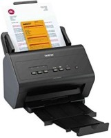 Brother ADS-2400N Single Function Printer(Black)