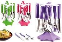 VIYA vita knife set Stainless Steel Table Knife, Fruit Knife, Butter Spreader, Steak Knife(Pack of 1)