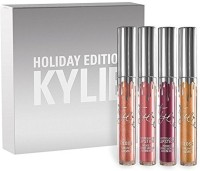 Kylie jenner Holiday Edition set of 4(20 ml, multicolor)