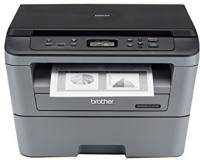 Brother DCP-L2520D Multi-function Printer(Black)