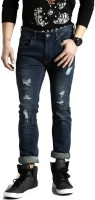 Kook N Keech Regular Men's Blue Jeans