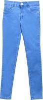 Bat Regular Girl's Light Blue Jeans thumbnail